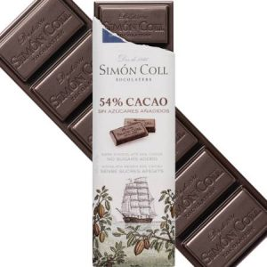 Simon Coll - Dark Chocolate 25g