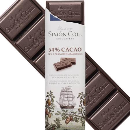 Simon Coll - Dark Chocolate 25g