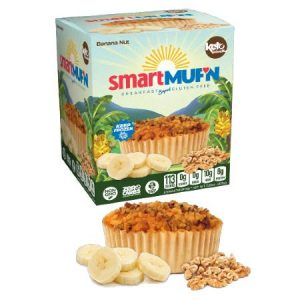 Smart Baking Company Smart Muffin Banana Nut Box of 3