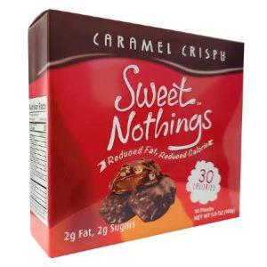 Sweet Nothings - Caramel Crispy 168g