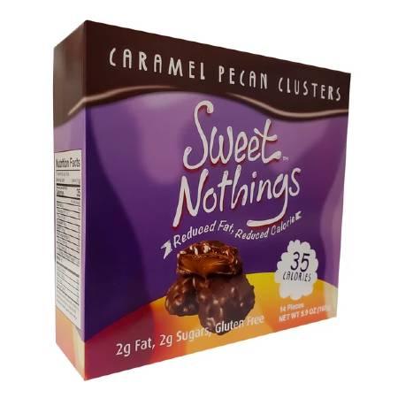 Sweet Nothings - Caramel Pecan Clusters 168g