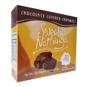 Sweet Nothings - Chocolate Covered Caramel 168g