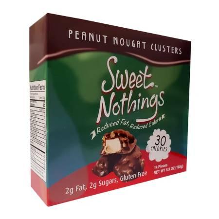 Sweet Nothings - Peanut Nougat Clusters 168g