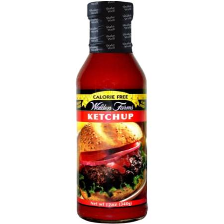 Waldenfarms Ketchup Style Sauce 340ml
